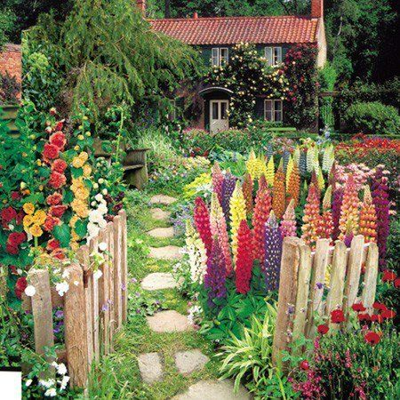 This is what my childhood dreams looked like!   And Make Our Garden ...