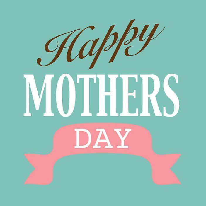 We hope everyone had a wonderful Mothers Day weekend!!