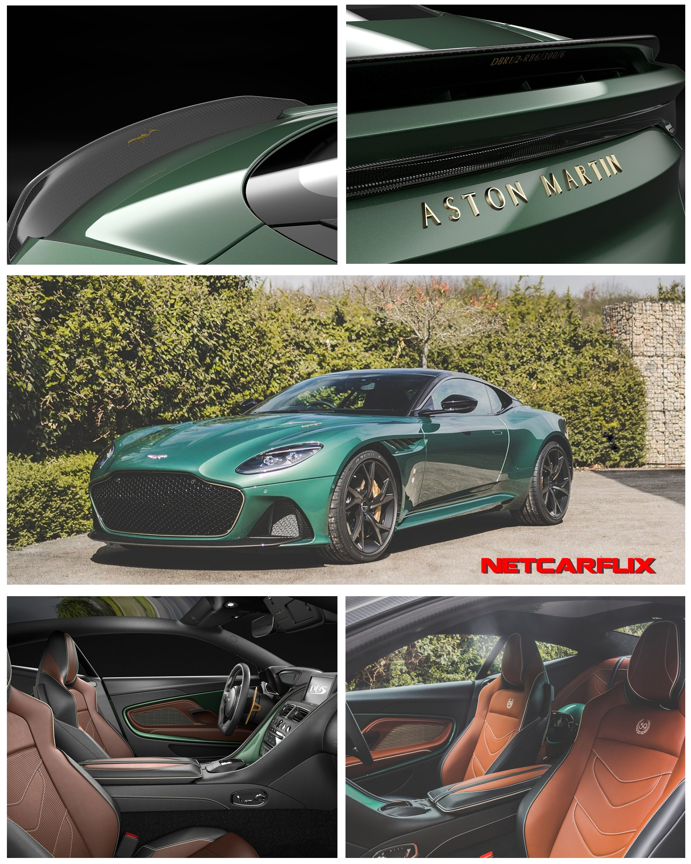 2019 Aston Martin DBS 59 - Dailyrevs