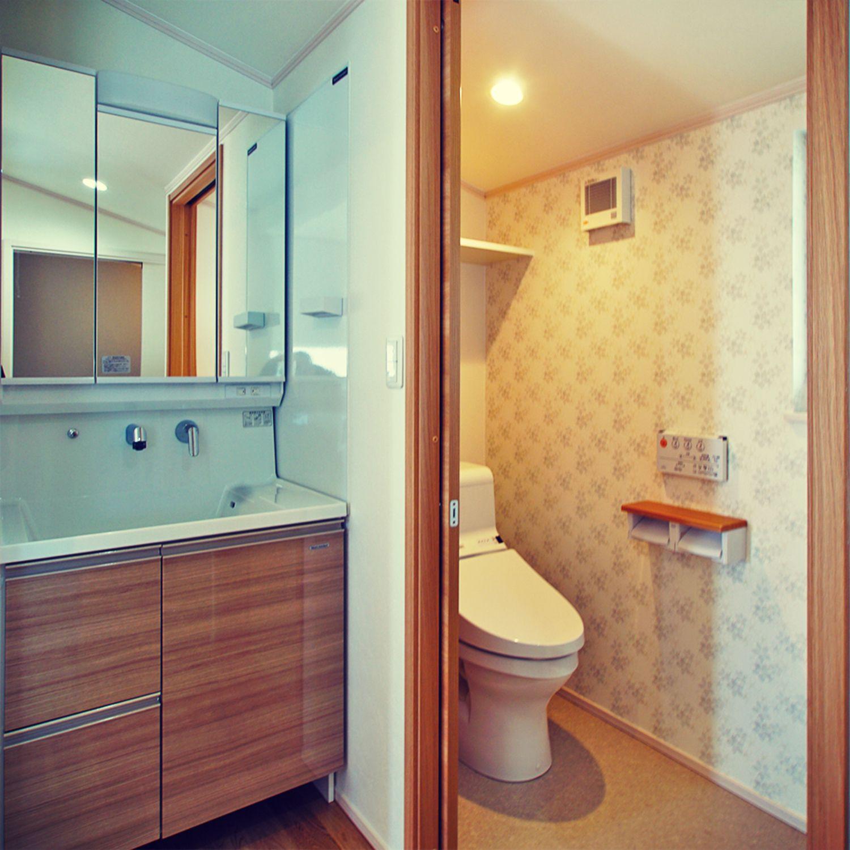 洗面室の入口って 開けっぱなし率 高くない 間取り 浴室 間取り