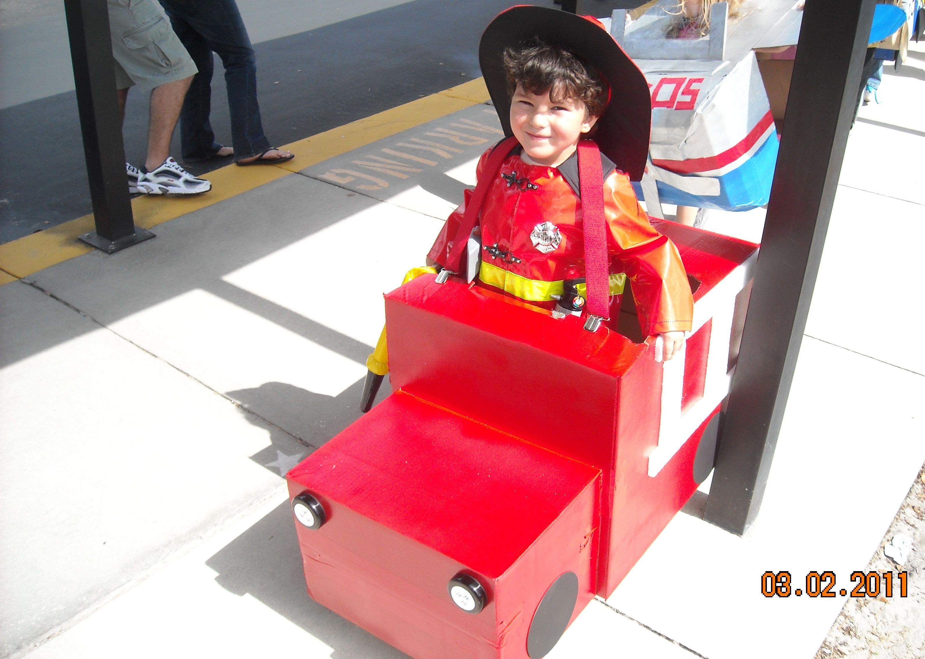 Kindergarten Transportation Parade N T My Baby
