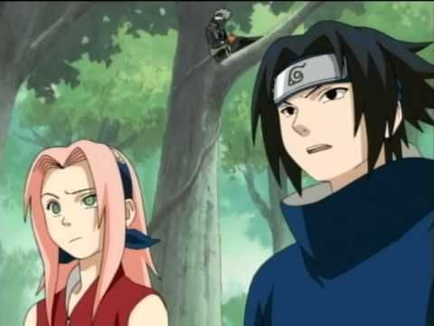 Naruto: Season 1 Episode 26 — Special Report, Live from the
