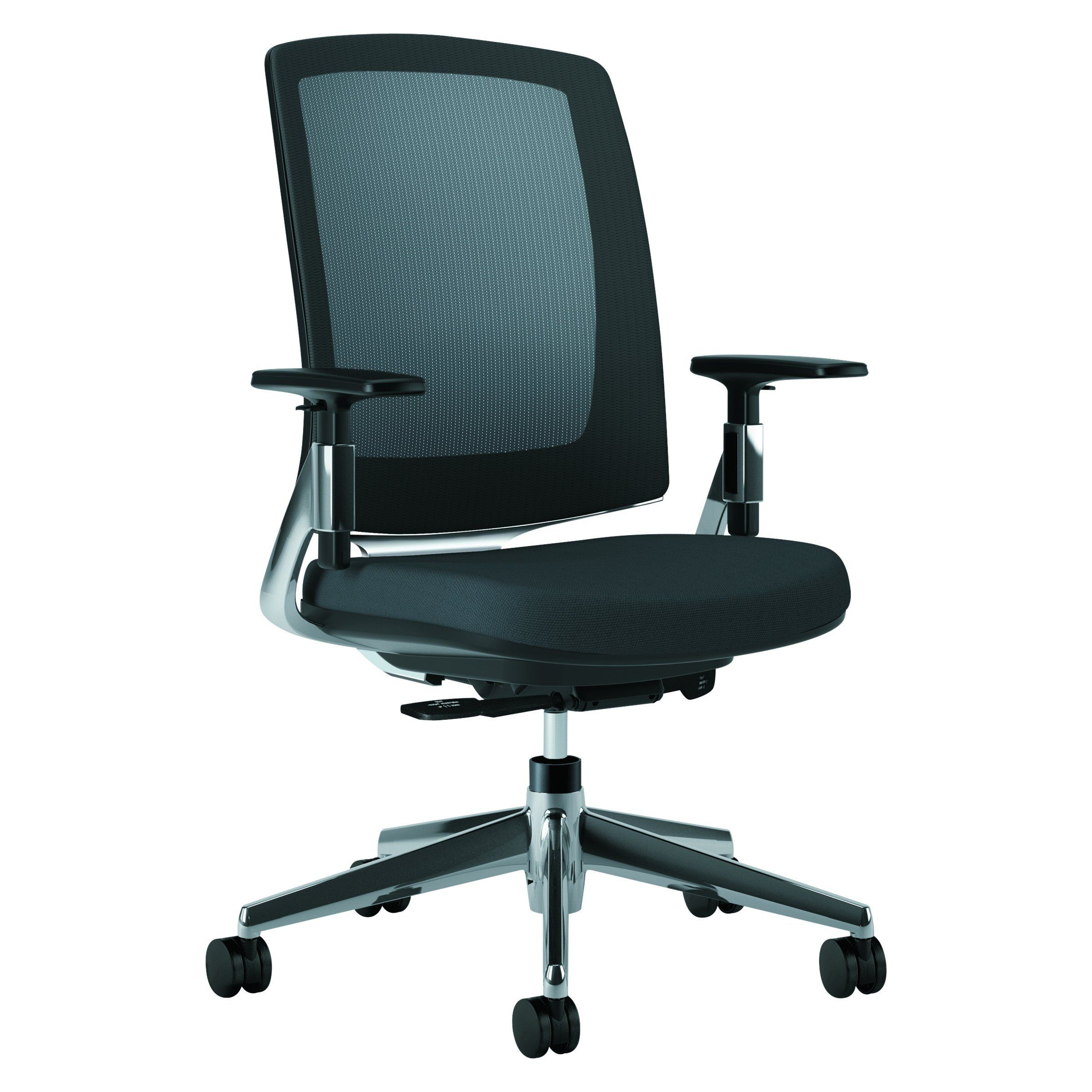 HON Lota MidBack Work Chair Mesh Back Computer Chair for
