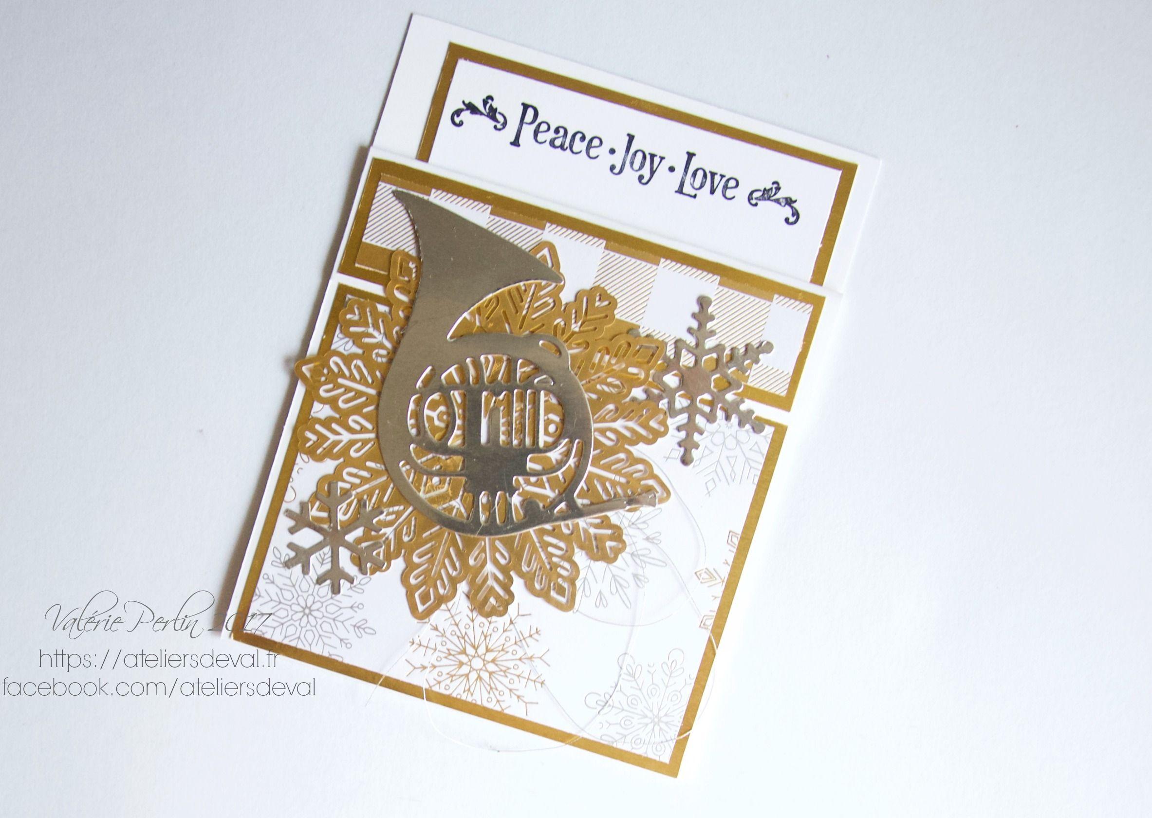 card making, christmas card, stampin\'up | Musical Season (retired ...