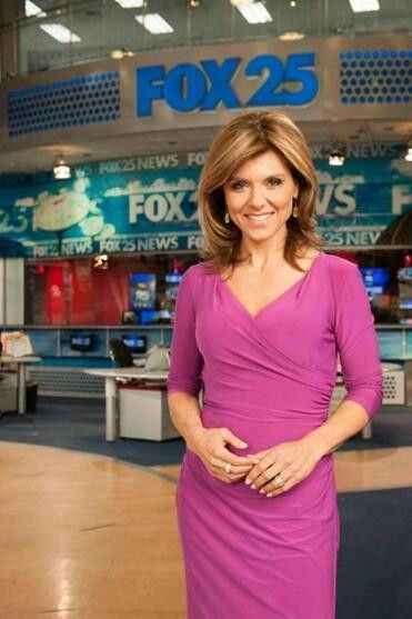 maria stephanos who departed fox 25 five months ago has landed at