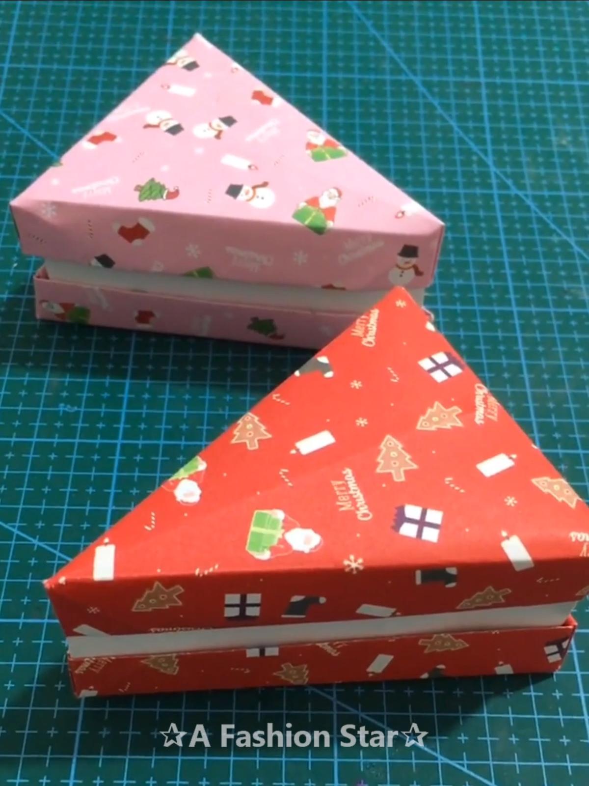 8 Easy Origami Ideas – Fun Paper Crafts –  Sandwich Box