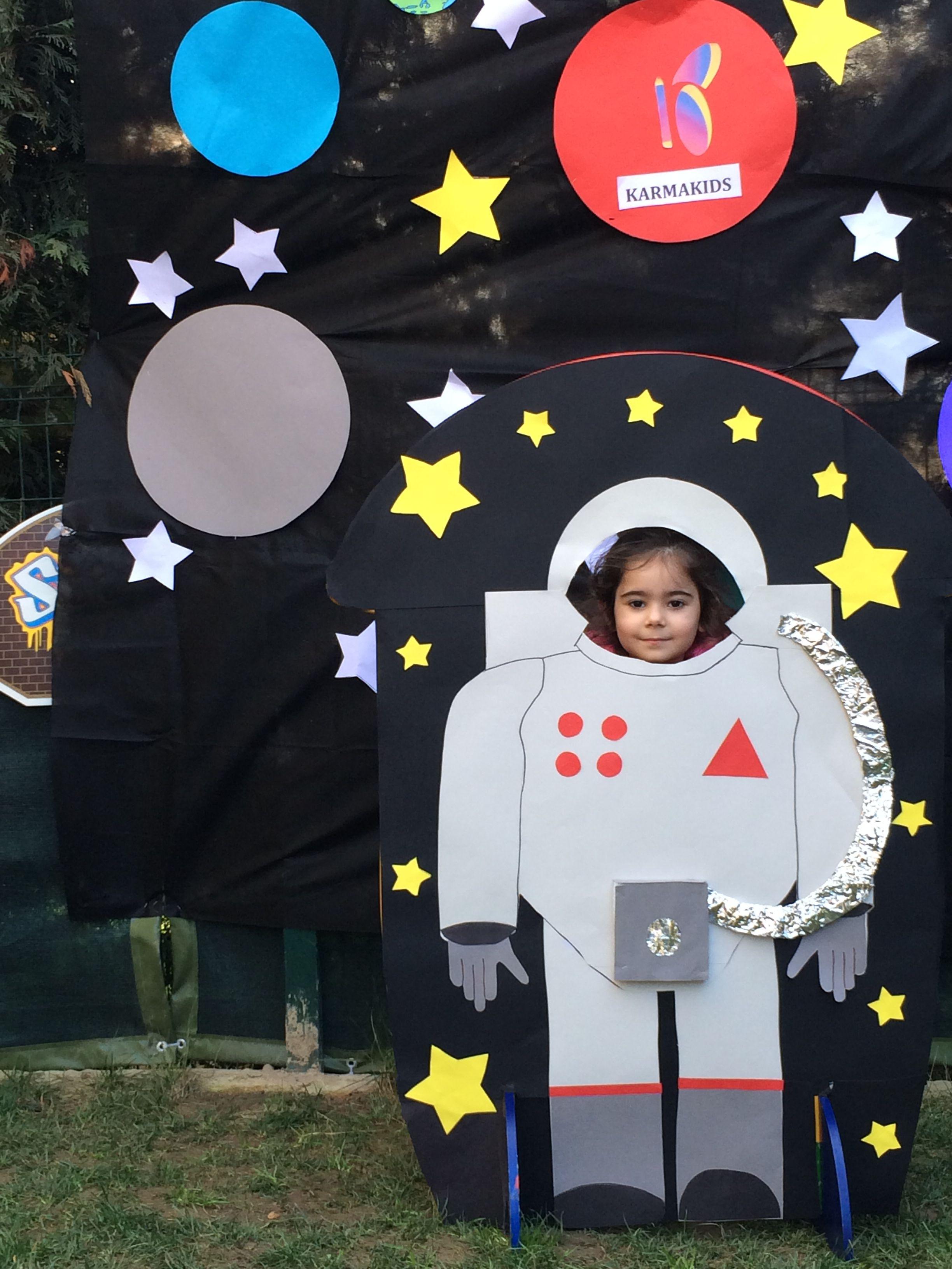 Space Theme For Kindergarten And Preschool Diy Ideas For