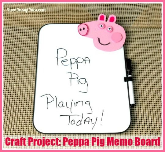 Peppa Pig KidS Craft Projects  Kids S Kids Craft Projects And Craft