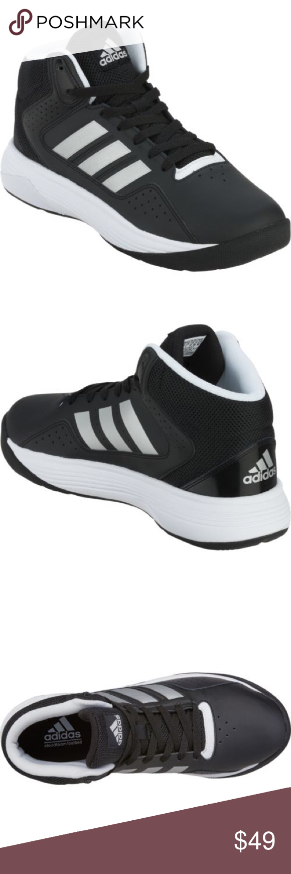 955dfd27d05b ... 50% off mens adidas neo label b ball shoes size 13 nwt mens neo label