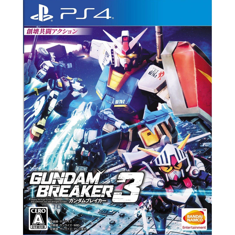 Gundam Breaker 3 with English Subs!! videogames Gundam