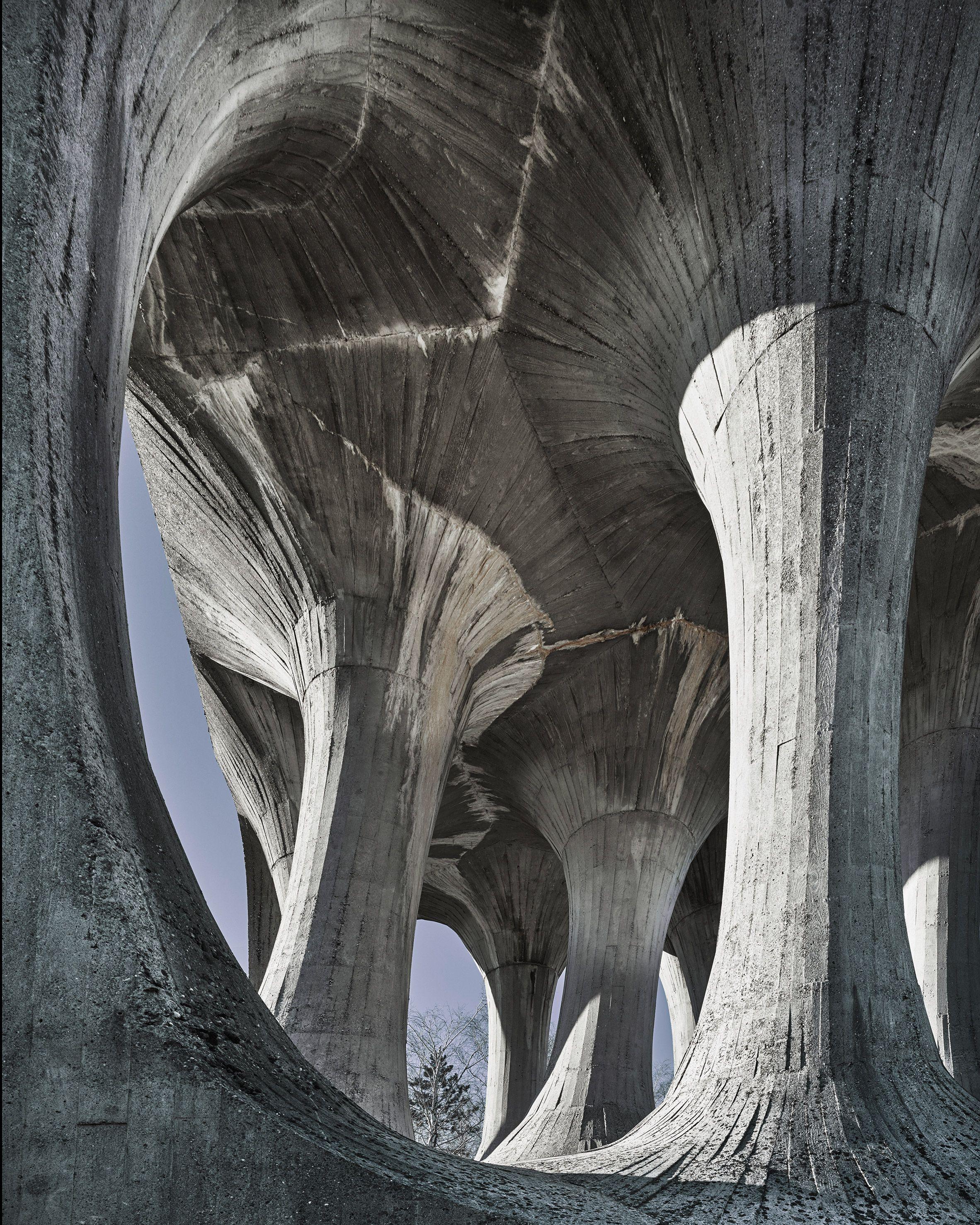 c601fd521553e Valentin Jeck photographs for MoMA's Toward a Concrete Utopia ...