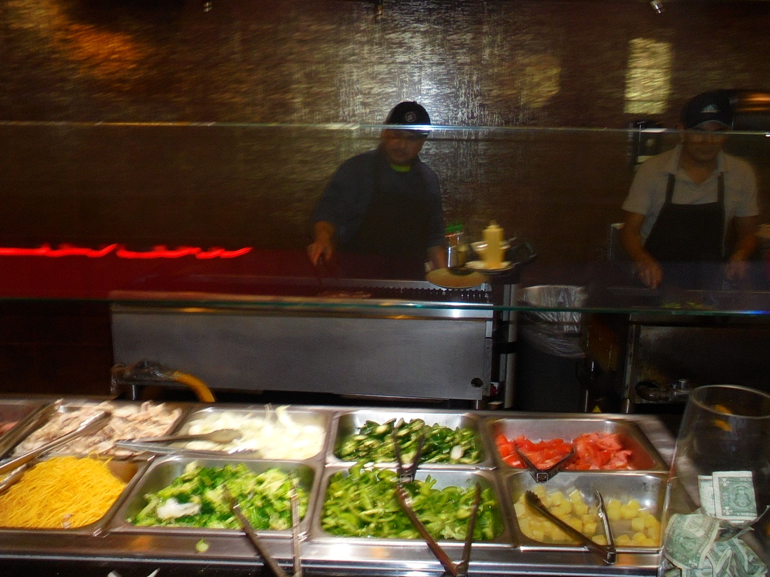 #fullstrength #foodgrilling at #panasianbuffet - www.drewrynewsnetwork.com