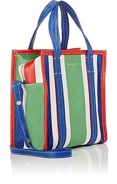 c5d3eec97ec4 Balenciaga Bazar Extra-Small Shopper Tote Bag - Totes - 504858692 ...