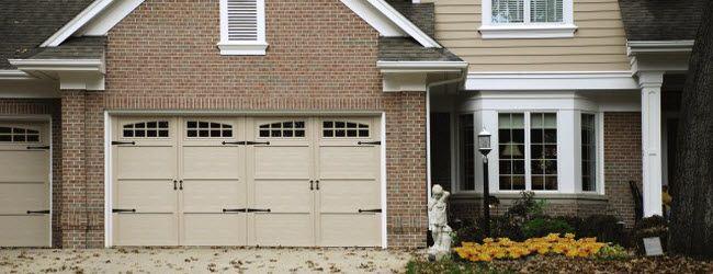 Garage Door With Windows Garage Doors Garage Door Design Residential Garage Doors