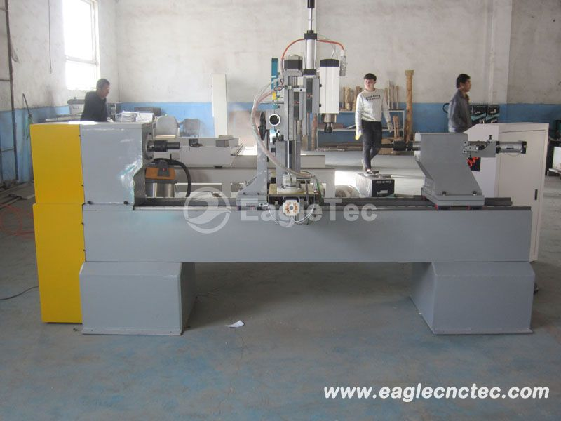 Best Woodcraft Lathe Controlled By Cnc Mainly For Deck Spindles 400 x 300