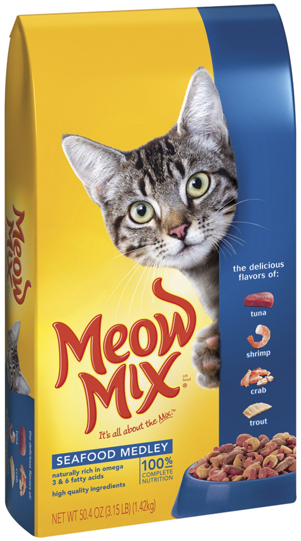 MEOW Mix Wet Cat Food Cat Food Pinterest