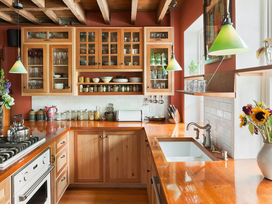 Reclaimed Hemlock Joist Reused From Leftover Joists Into Cabinet Door Fronts Blumotion Hardware Medium Duty Hydraul Square Kitchen Kitchen Kitchen Cabinets