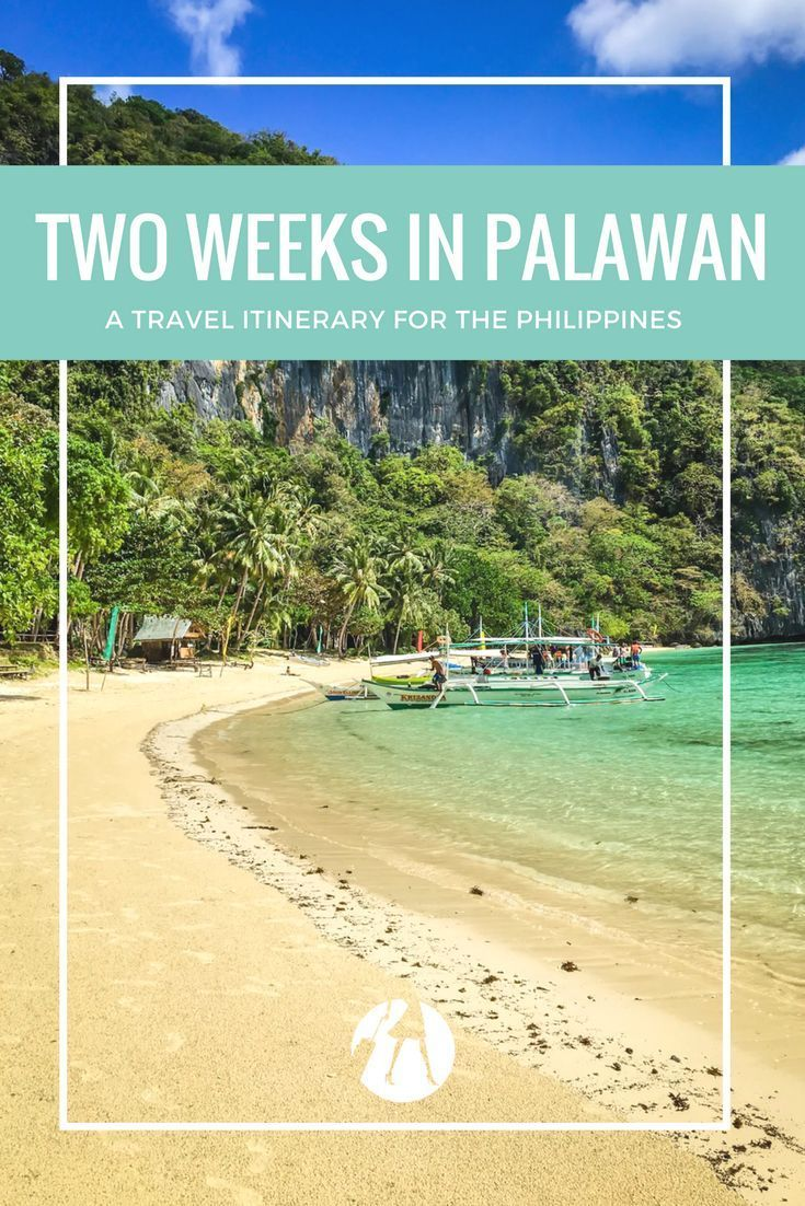 Two Weeks in the Philippines – A Palawan Itinerary via /suitcaseheels/