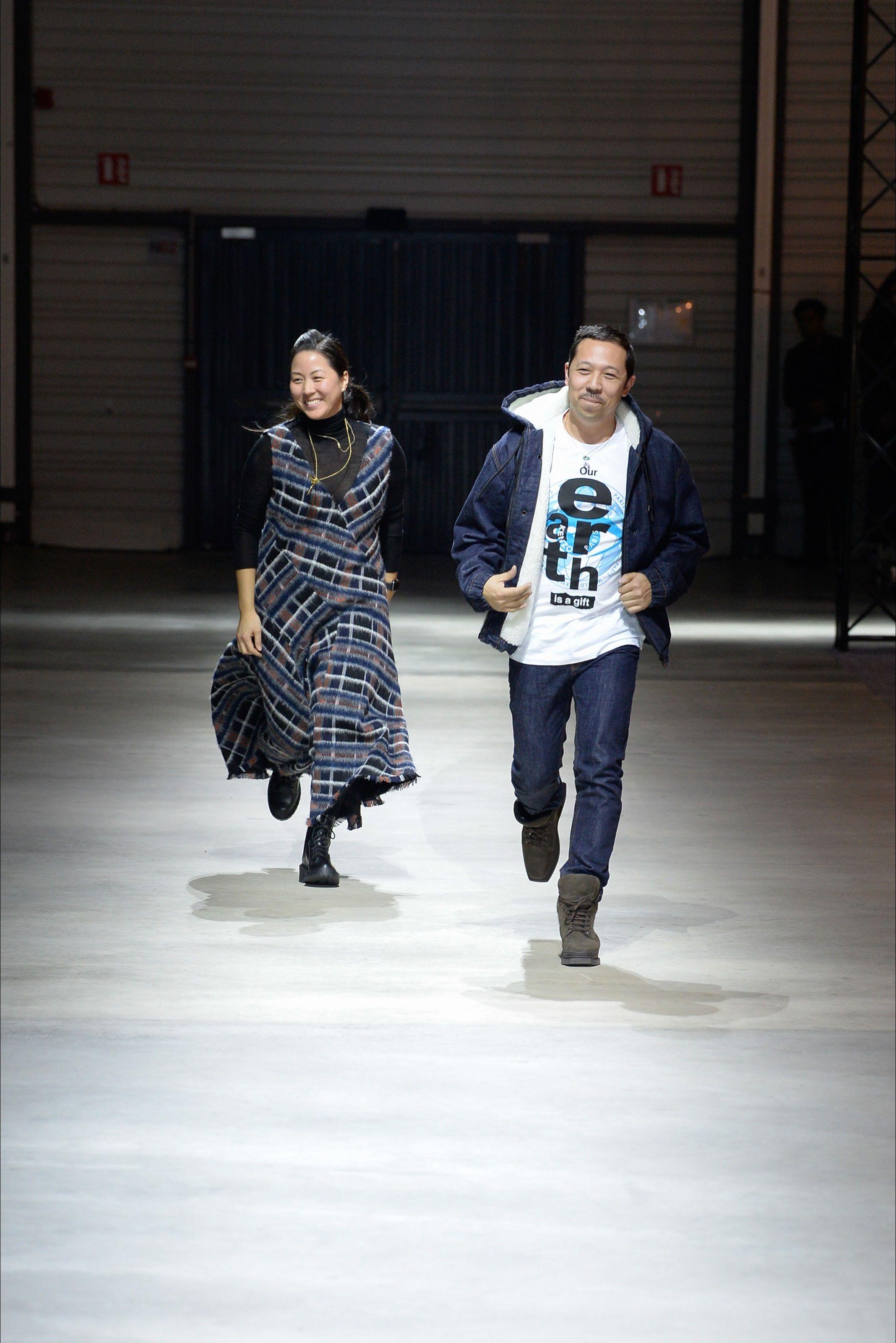 Sfilata Moda Uomo Kenzo Parigi - Autunno Inverno 2017-18 - Vogue