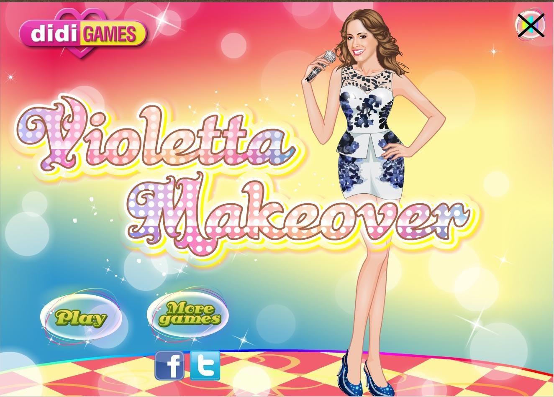 Zadbaj o wygląd serialowej Violetty. Postaw się w roli osobistej stylistki i nie zapomnij o żadnym detalu!  http://www.ubieranki.eu/ubieranki/10192/violetta-_-metamorfoza.html