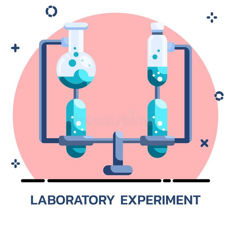 Science Chemical Experiment Flat Style Icon Design For Mobile Application Webs Sponsored Sponsored Sponsored Experime Experiments Icon Design Science