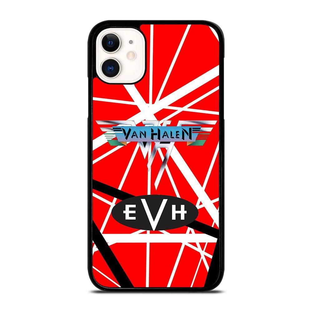 Evh Eddie Van Halen Guitar Iphone 11 Case Cover Iphone 11 Case Van Halen