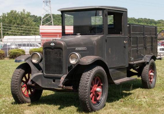 1923 International-Harvester Model S Pickup Truck