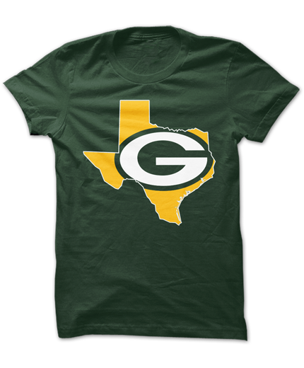 22df5f4e3b Green Bay Fans in Texas- Need this since I just moved to Texas ...