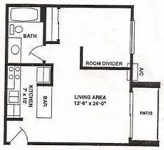 Studio Apartment Floor Plans 500 Sqft Google Search Apartment Floor Plans Studio Apartment Floor Plans Floor Plans
