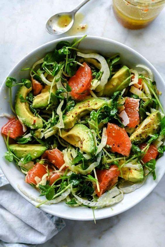 12 healthy summer salads when the heat is just too high - Samantha Fashion Life - Prepare 12 healt