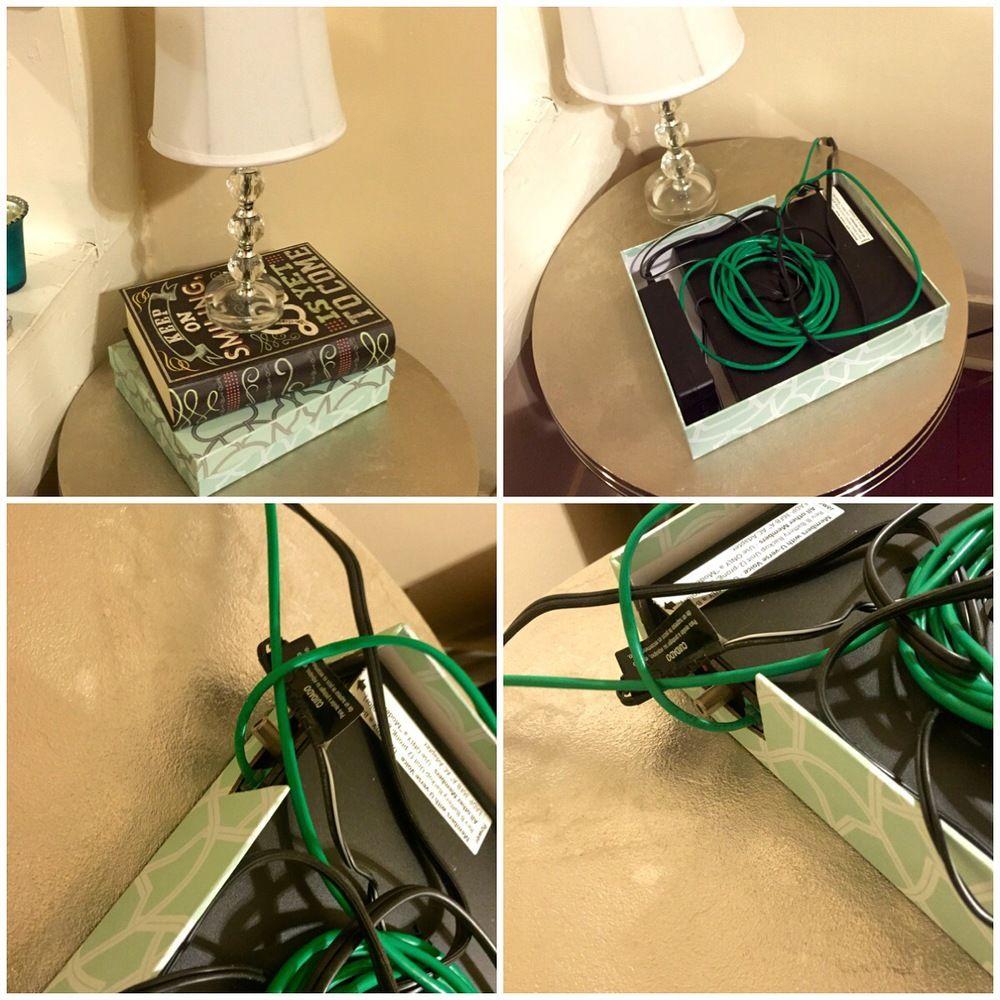wifi the way god intended it kabel verstecken kabel und. Black Bedroom Furniture Sets. Home Design Ideas