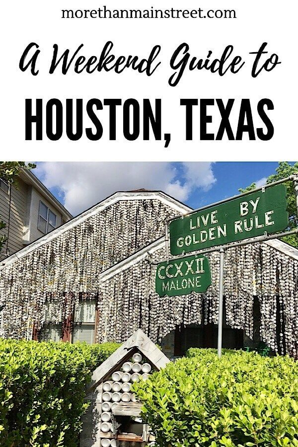 A Weekend Guide to Houston Texas -   17 travel destinations Texas kids ideas
