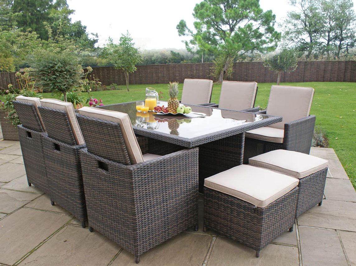 Functional And Stylish Cube Brings Generous Proportions And Space Saving Design To Patio And Rattan Outdoor Furniture Cheap Garden Furniture Outdoor Furniture