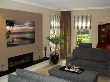 taupe interieur en advies - Google zoeken | the living room colors ...