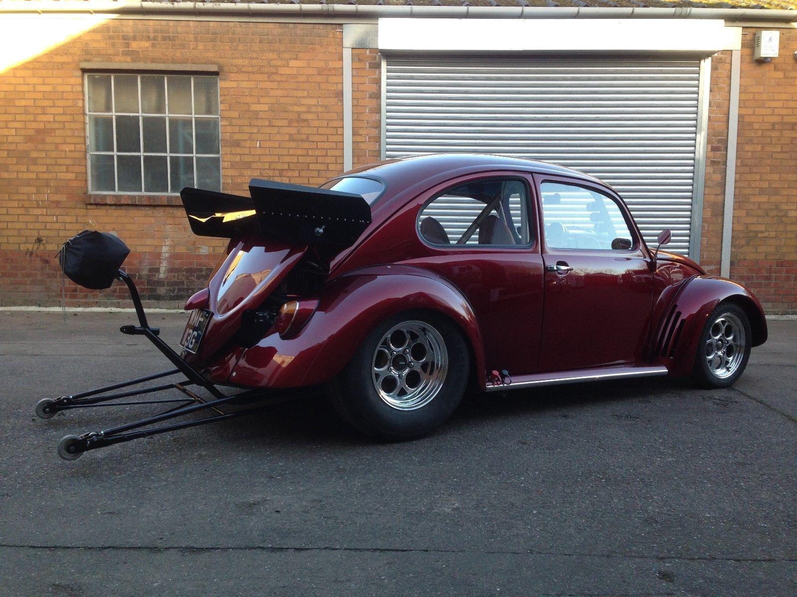 Vw Beetle Show Car 642bhp Subaru Engine Road Legal Drag Race Ebay