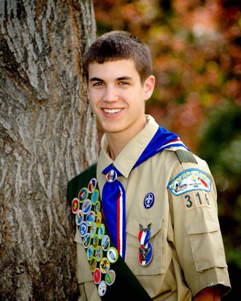 Boy Scout (BSA) Badge History