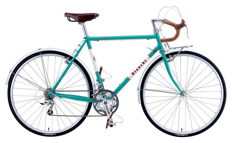 Bianchi Steel Road Bike Cycleurope Japan Bianchi Bikes Road Steel Frame Ancora ランドナー ドナー