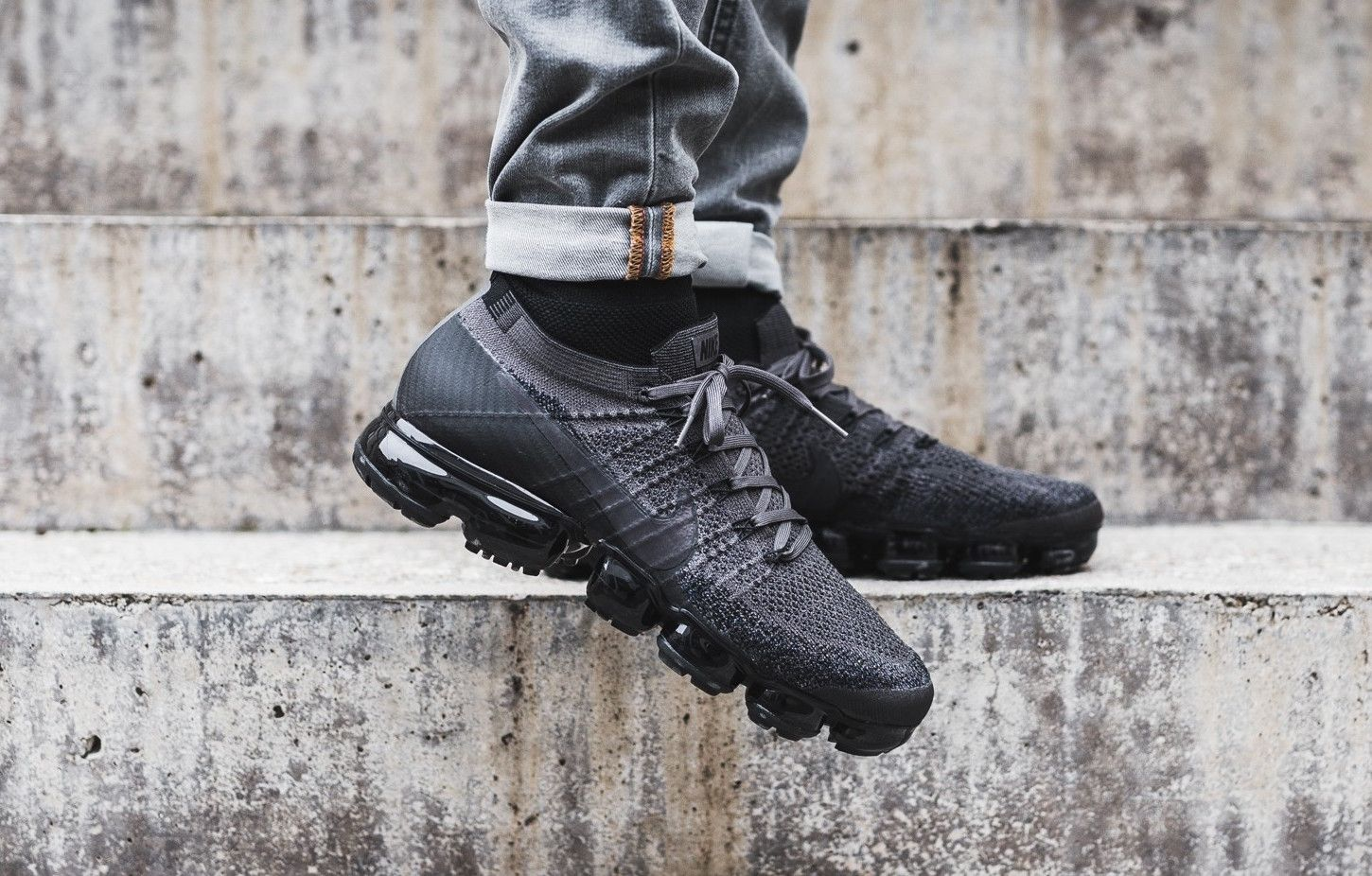 b9c29eea0e13 Nike Air VaporMax Midnight Fog Dropping Next Week