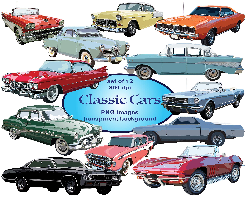 Muscle car ilustration illustration megapixl clip art image #42024