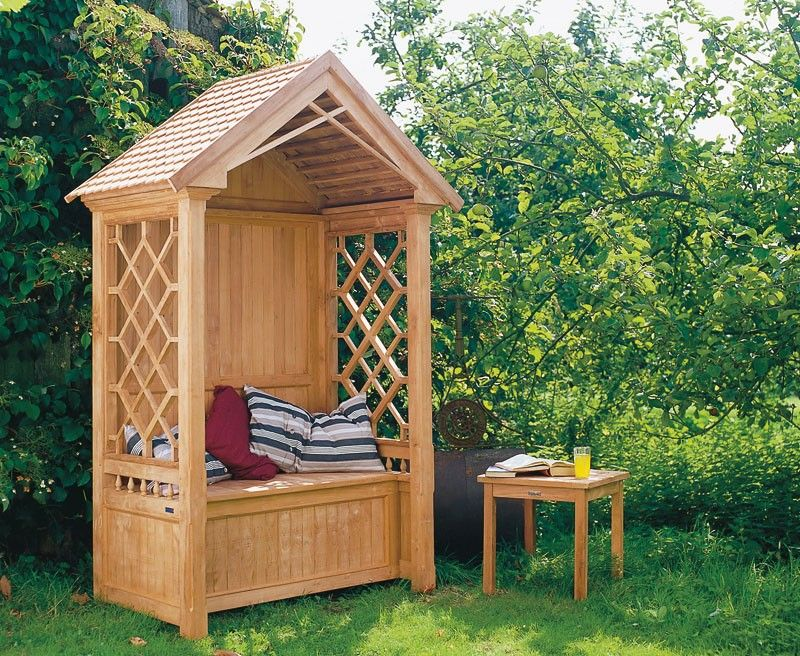 Teak Garden Arbour Bench Garden Arbour Seat Garden