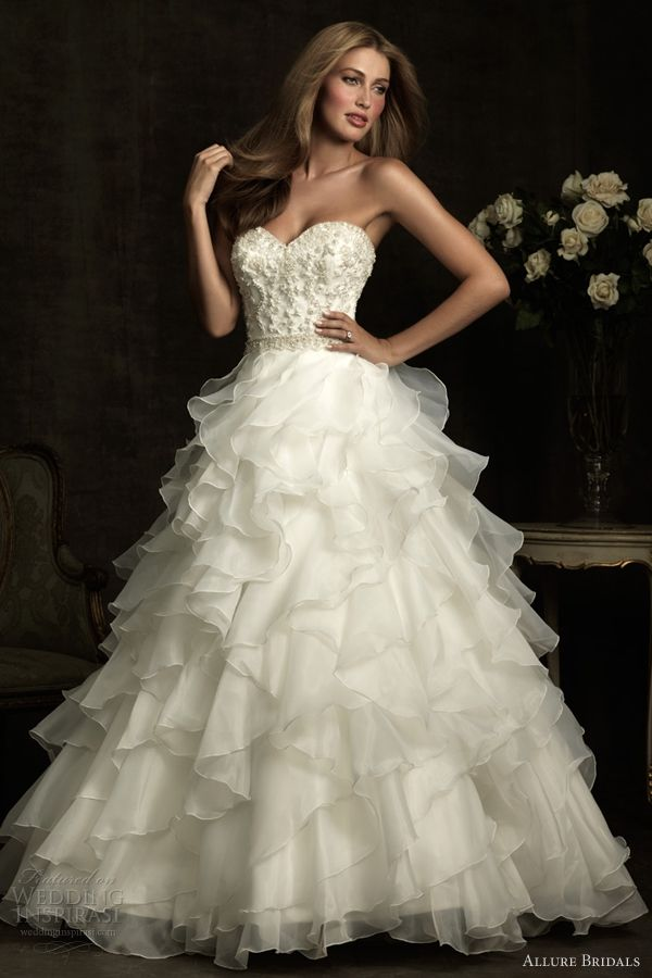 Great Allure Bridals Wedding Dresses Spring