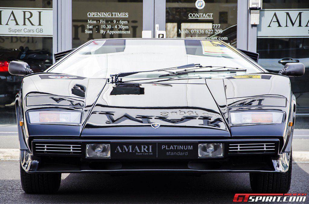 Countach Cars Lamborghini Cars Hot Cars