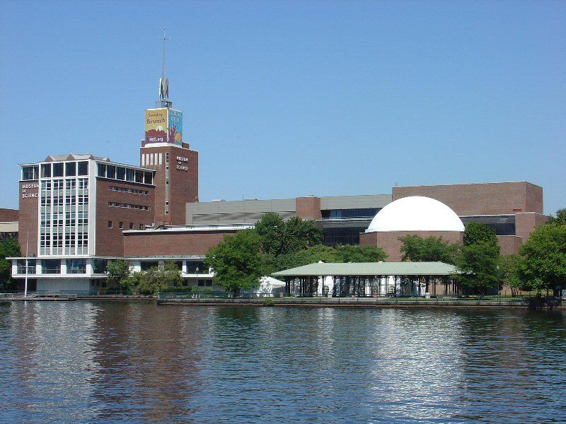 Museum Of Science, Hayden Planeterium, Mugar Omni IMAX Theater in Boston -  All in one place. It's astonishing!