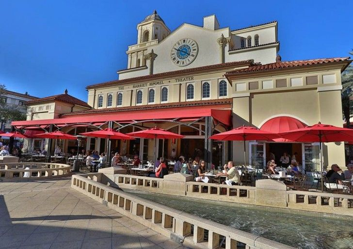 Il Bellagio Italian Restaurant West Palm Beach In Cityplace Is A Trattoria An Open