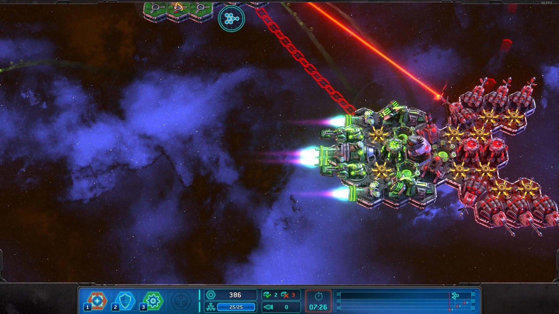 Vo väčšine hier z vesmíru ide o záchranu sveta, civilizácie alebo prinajmenšom posádky lode. Space Run Galaxy to ale nerieši a jednoducho doručuje tovar na rôzne planéty. A pobaví.