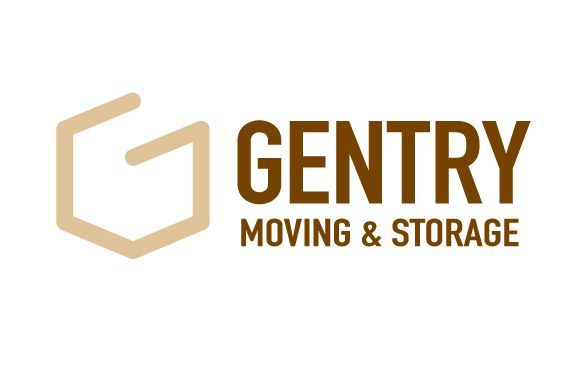 Gentry Moving Storage Company Logo Tech Company Logos Gentry