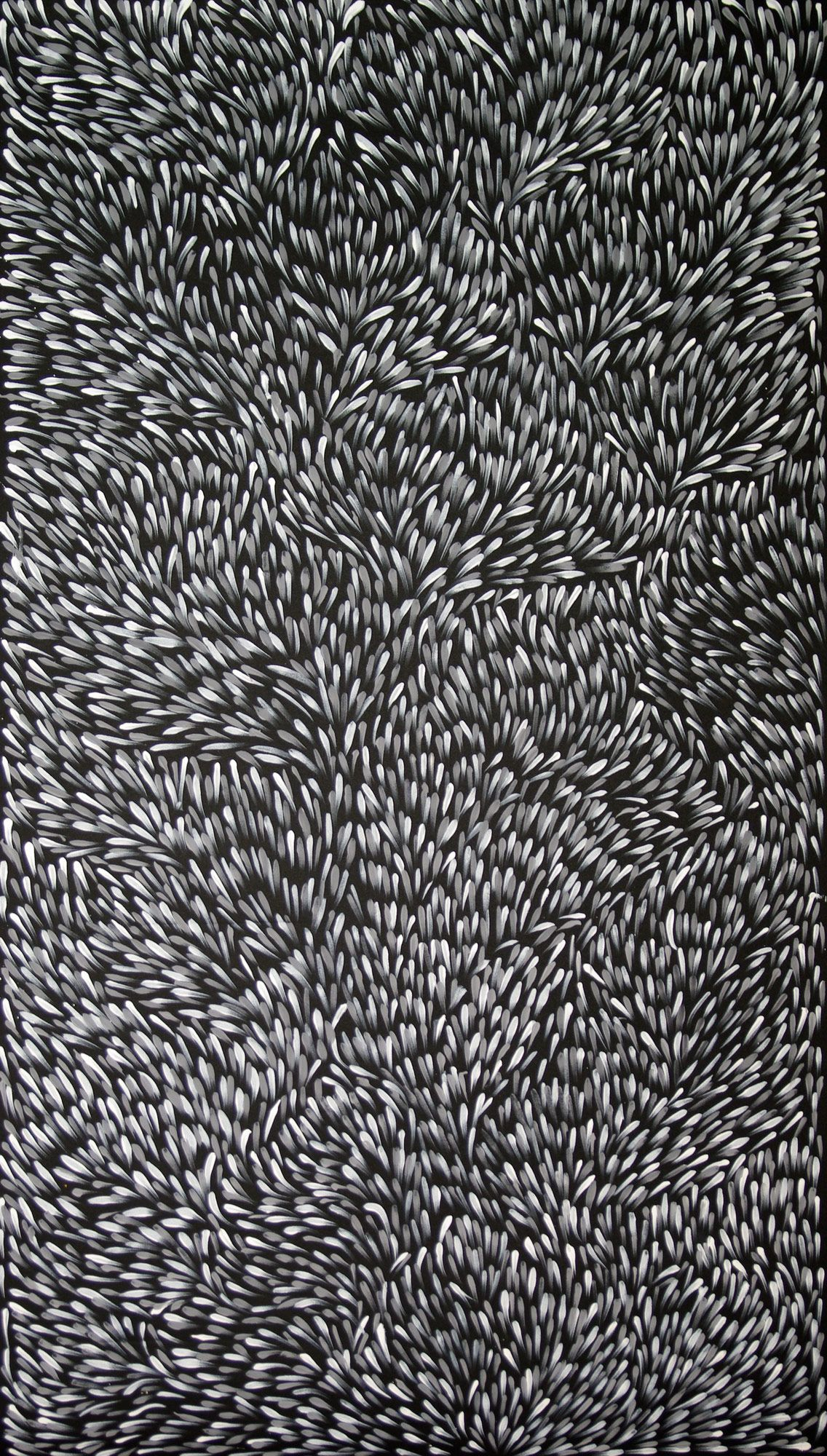 Australian Aboriginal Art Painting By Gloria Petyarre Bush Medicine
