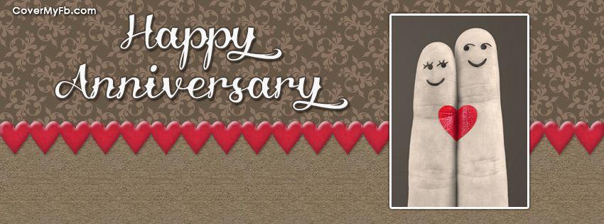 Happy Anniversary Facebook Covers Happy anniversary
