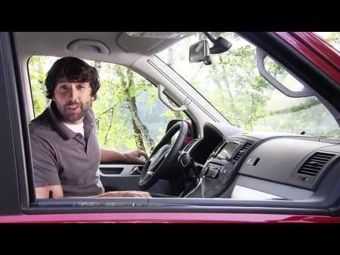 Volkswagen California Aufstelldach - Pop-up roof - YouTube