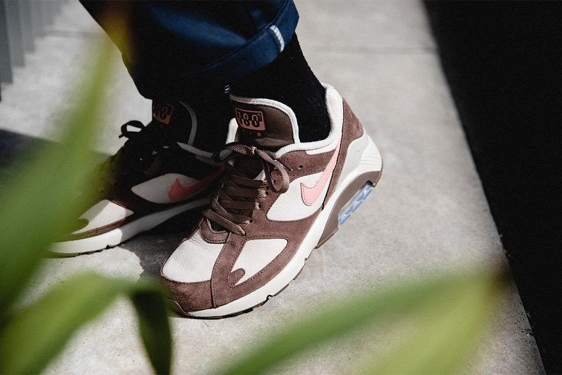 These 'Baroque Brown' Nike Air Max 180s are Future Classics